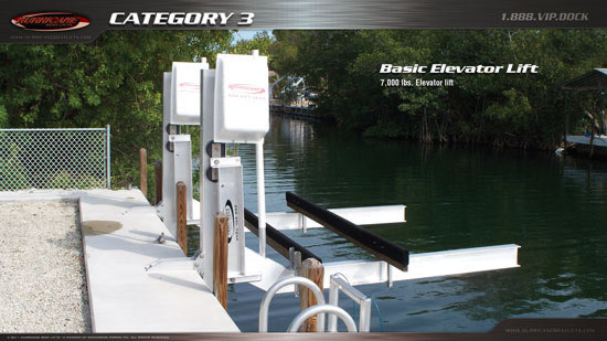 Lake Norman Elevator Boat Lifts